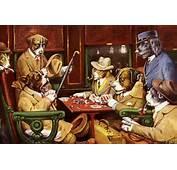 Dogs Playing Poker  Wikipedia