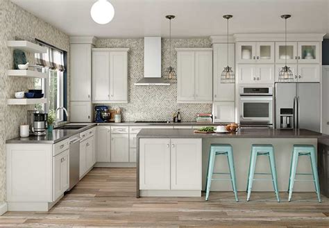 pictures of custom cabinets kitchen cabinets at the home depot