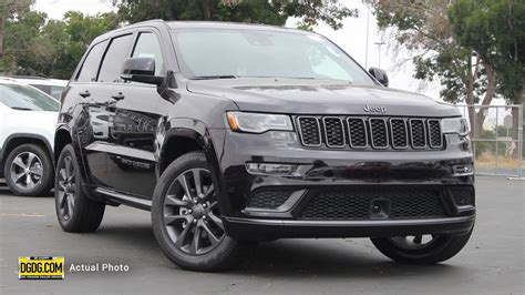 2020 Jeep Grand Altitude by New 2018 Jeep Grand High Altitude Sport Utility
