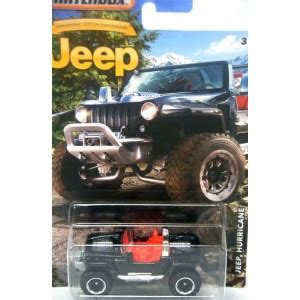 Matchbox Jeep Hurricane matchbox jeep collection jeep hurricane global