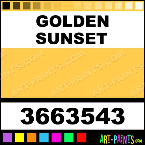 golden sunset totally airbrush spray paints 3663543 golden sunset paint golden