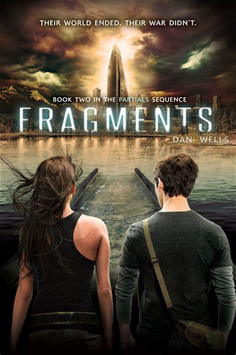 partials by dan wells fragments partials sequence 2 by dan wells reviews discussion bookclubs lists