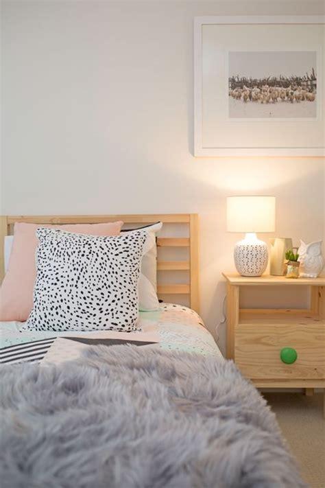 schlafzimmer single bedroom bedroom bedroom geometric