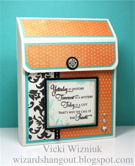 a2 card box template wizard s hangout a2 slanted top card box set