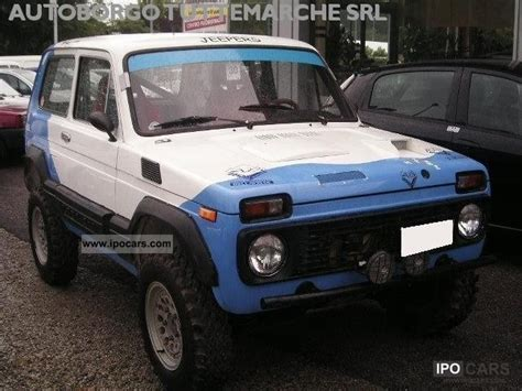 1990 Lada Niva 1990 Lada Niva 2121 Car Photo And Specs