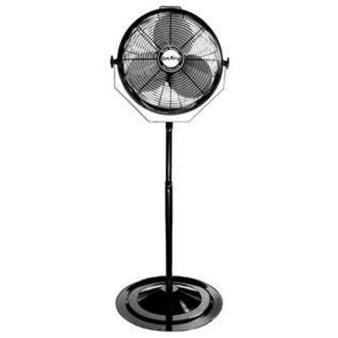 how to circulate air with fans air king air circulating stand fan