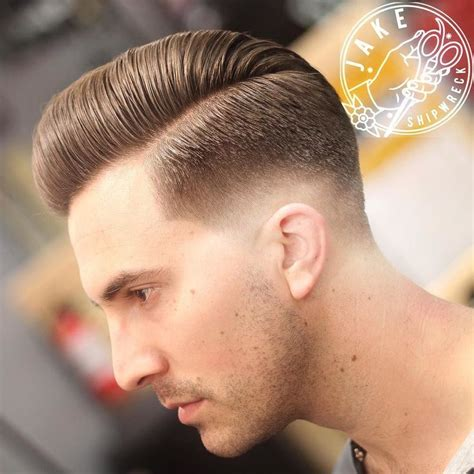 hipster comb over hairstyles gelled comb back hipster haircut 25 best ideas about