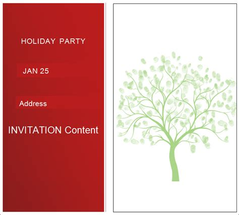invitation card design template word blank invitation template for word orderecigsjuice info