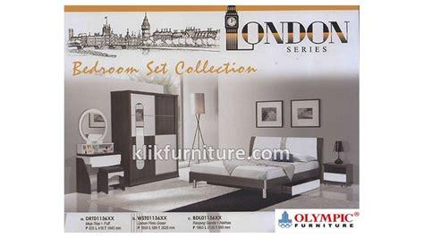 Ranjang Set Olympic kamar set premium series olympic promo