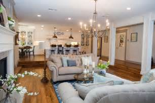 Upper Living House Plans fixer upper a big fix for a house in the woods hgtv s