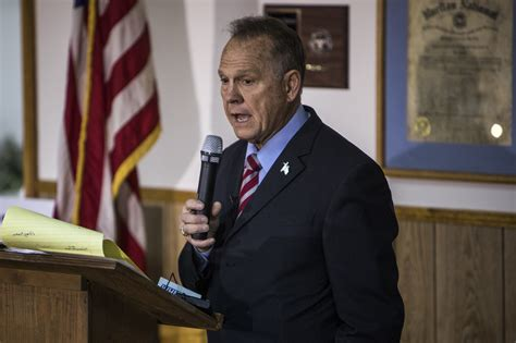 roy moore senate race roy moore vows to take gloves off in final weeks of
