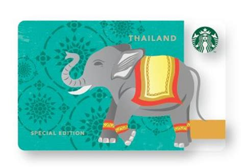 44 best images about starbucks card design on pinterest singapore starbucks coffee - Thailand Gift Card