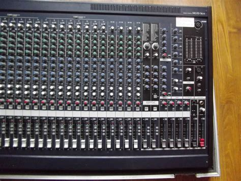 Mixer Yamaha Mg 32 Channel yamaha mg32 14fx image 739099 audiofanzine