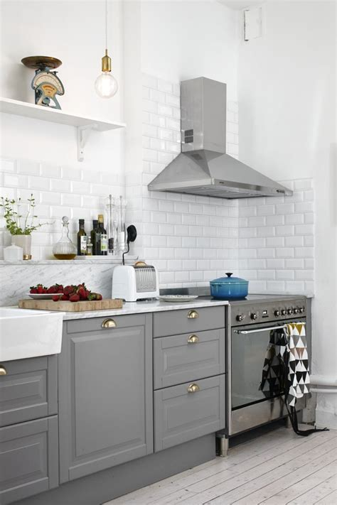 ikea kitchen ideas and inspiration best 25 bodbyn grey ideas on ikea bodbyn