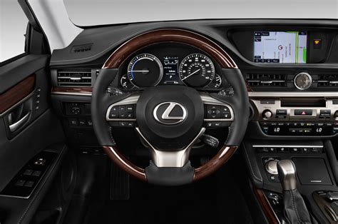 lexus es interior 2016 lexus es300h steering wheel interior photo