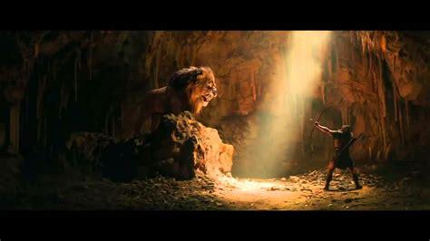 film lion vs lion the nemean lion hercules movie clip 720p youtube