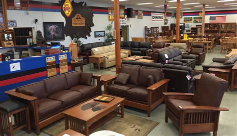 usa furniture and leather amish connectionoak furniture