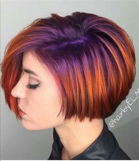what bold colors would look good in medium brown hair 17 best images about hair styles cuts colors on pinterest
