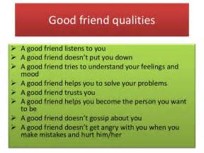What Makes A Friend Essay by A Friend Essay