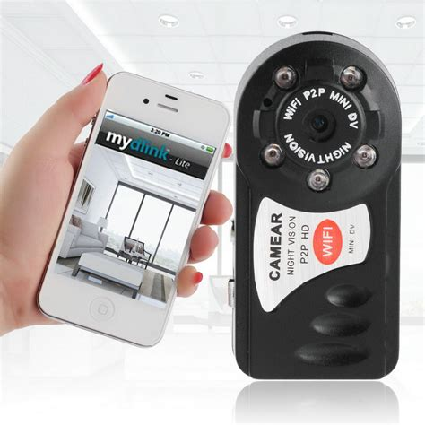 wireless wifi p2p remote surveillance security for