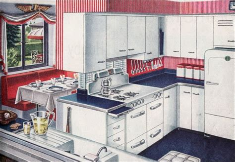 1940 kitchen design 1947 aga americana kitchen 1940s kitchen design
