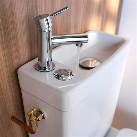 Cooke Lewis Integrated Toilet Wc And Hand Wash Basin