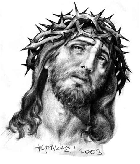 imagenes a lapiz de jesus en la cruz imagenes de jesus dibujos taringa
