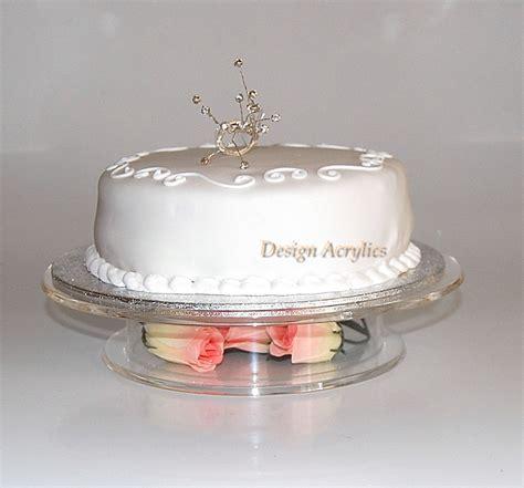 Hochzeitstorte Zeichnen by Clear Acrylic Stacked Pedestal Wedding Cake Stand 9 5 Quot Ebay