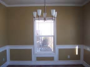 Dining Room Paint Ideas With Chair Rail by Dining Rooms With Chair Rails