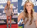 Who Wore Herve Leger Better Amanda Bynes Or Khloe by Maxim S 10th Annual 100 Celebration Carpet