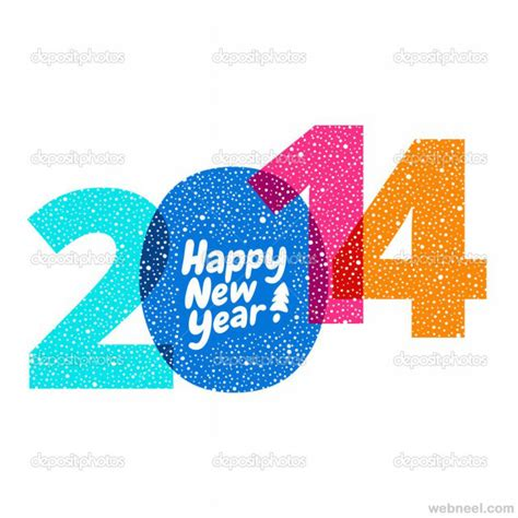 new year greetings in 2014 new year greeting card 2014 8 preview