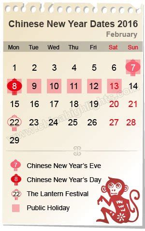 What Calendar Day Of The Year Is It New Year 2017 Date When Is The Lunar New Year 2017