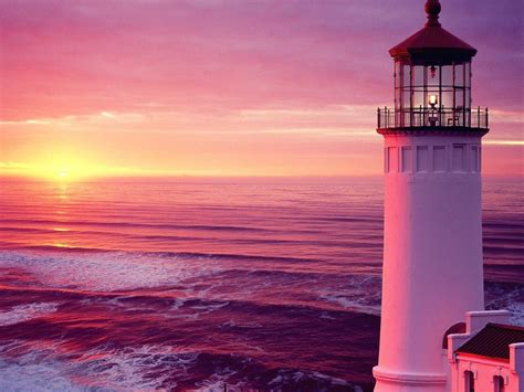 north head lighthouse  pink wallpaper allwallpaperin