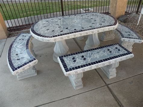 concrete patio benches innovative concrete patio furniture concrete patio table