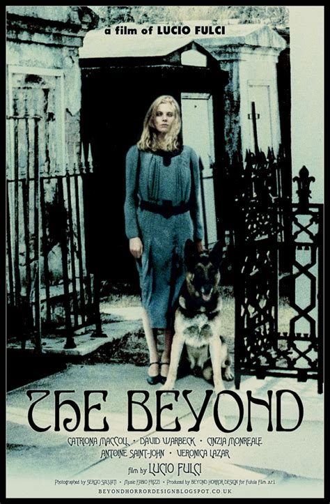 Beyond The beyond horror design beyond the lucio fulci 1981