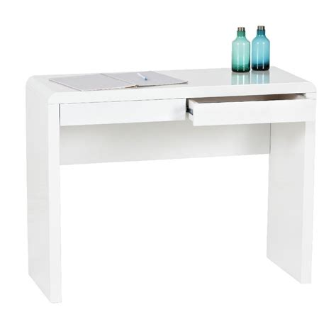 arc 2 drawer desk white officeworks