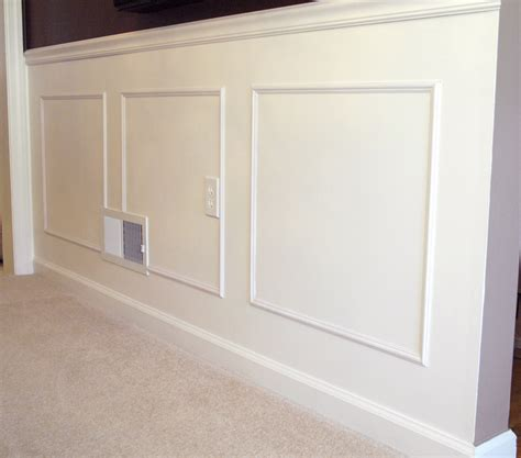 Dining Room Molding Step By Step Guide To Installing Molding Living Rich On Lessliving Rich On Less