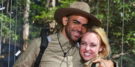 kieron dyer im a celeb i m a celebrity jorgie porter and kieron dyer miss out