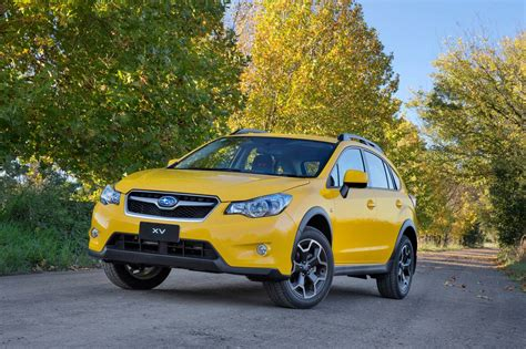 subaru australia news 2015 subaru sunshine yellow