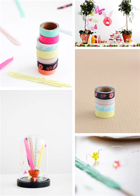 What Do You Use Washi Tape For by Do You Do With Washi Tape Make Colorful Feathers