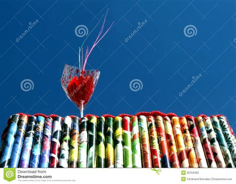 Paper Handcrafts - paper handicraft stock photos image 30704493