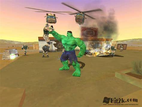 free download games hulk full version the hulk pc game hit2k download software free