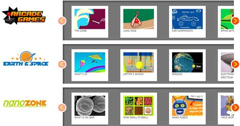 the science of game 40 sites for free and quality science learning games classroom aid