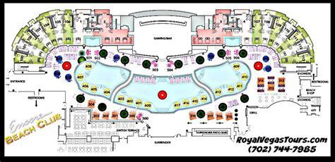 Wynn Las Vegas Floor Plan encore beach club vegas daylife royal vegas tours