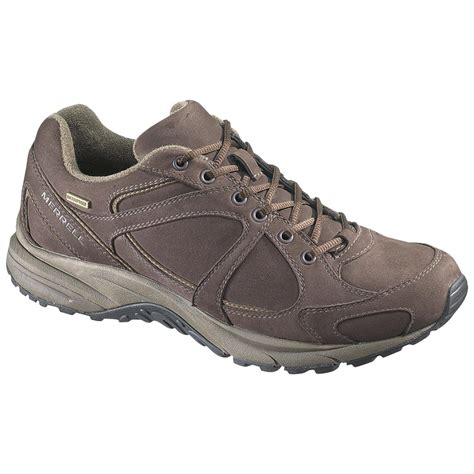 waterproof merrell 174 meridian leather casual shoes 211921