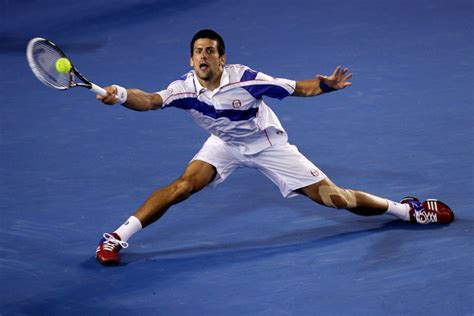 Novak Djokovic Pictures   Best Of Day 14   2011 Australian