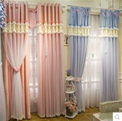 aliexpress com buy princess white pink curtain lace aliexpress com buy free shipping pink lace curtains