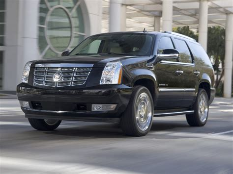 how things work cars 2010 cadillac escalade esv electronic valve timing 2010 cadillac escalade esv price photos reviews features