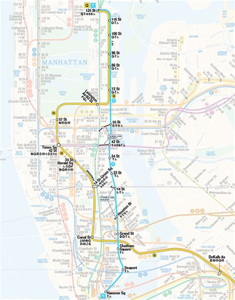 2nd avenue subway map cost of second avenue subway continues to rise as planned
