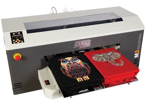 m2 dtg printer dtg direct to garment printers